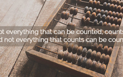 Only What Can Be Counted?
