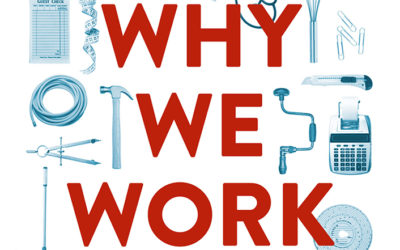 """Why We Work"" by Barry Schwartz"