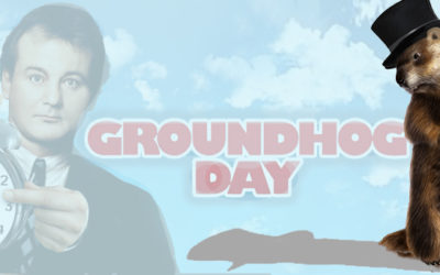 Did you see your shadow on Groundhog's Day?